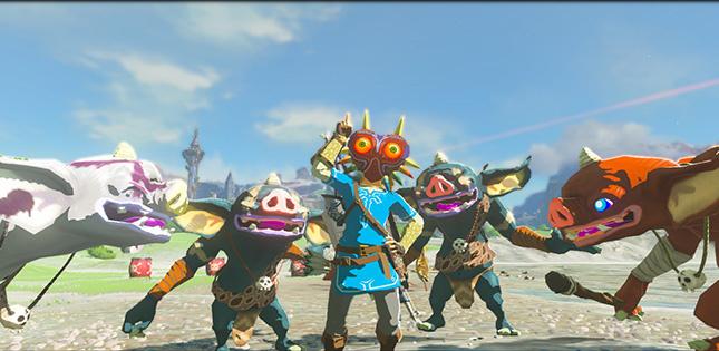 Majora's Mask DLC Will Definitely be Useful in The Legend of Zelda