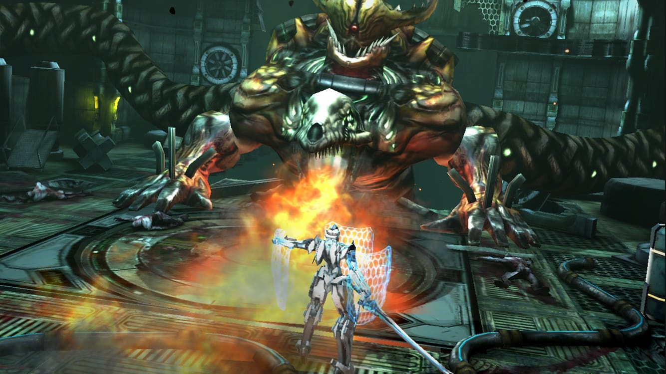 Mech-Based Action RPG Implosion: Never Lose Hope Is Stomping
