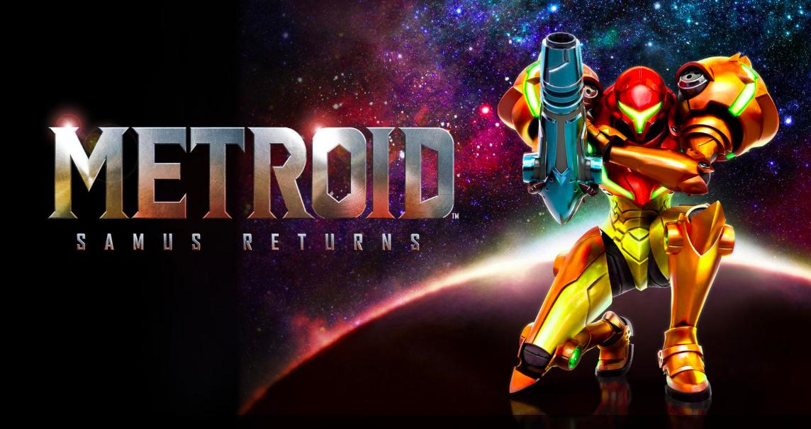Metroid: Samus Returns Headed to 3DS