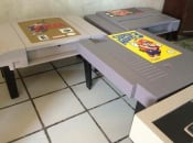 Article: Random: Take a Look at Some Awesome Retro Gaming Coffee Tables