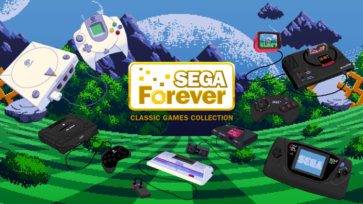 Sega Forever Launch Marred By Terrible Emulation