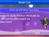 News: A Shiny Tapu Koko Is Up for Grabs for Pokémon Sun/Moon in North America
