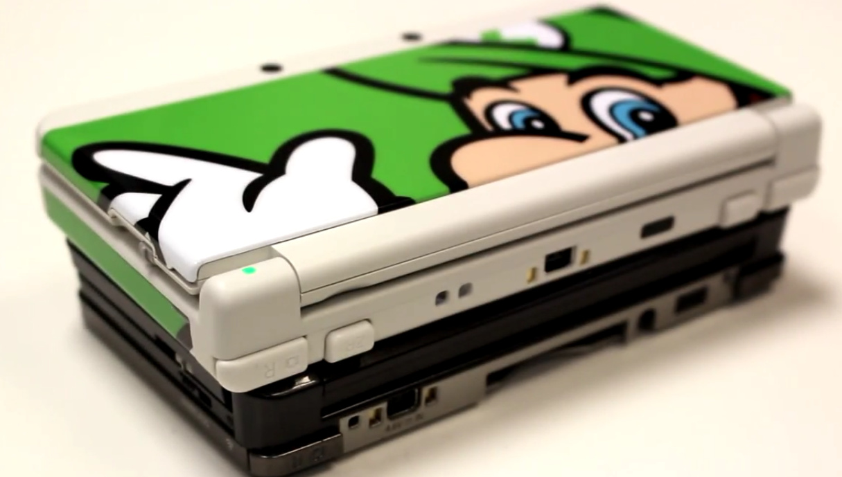 Cover plates have been a highlight of the New 3DS