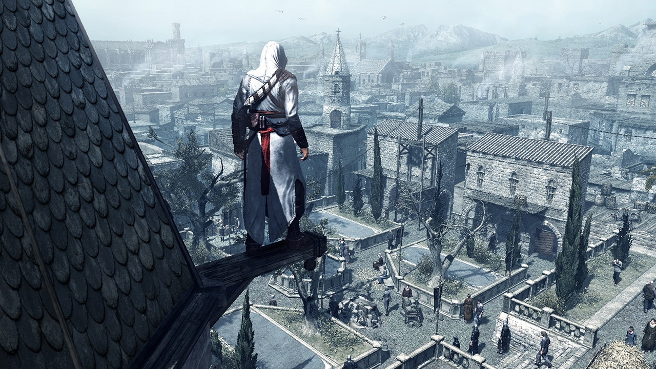 Assassin's Creed Anime Coming From Castlevania Series Producer & Ubisoft