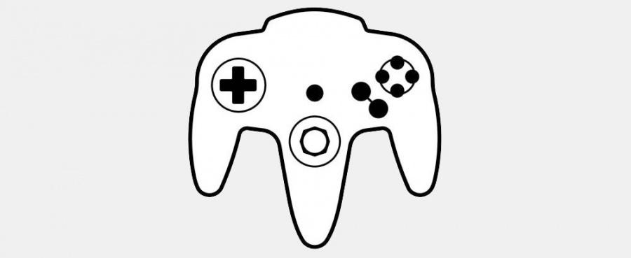 N64 Controller Trademark