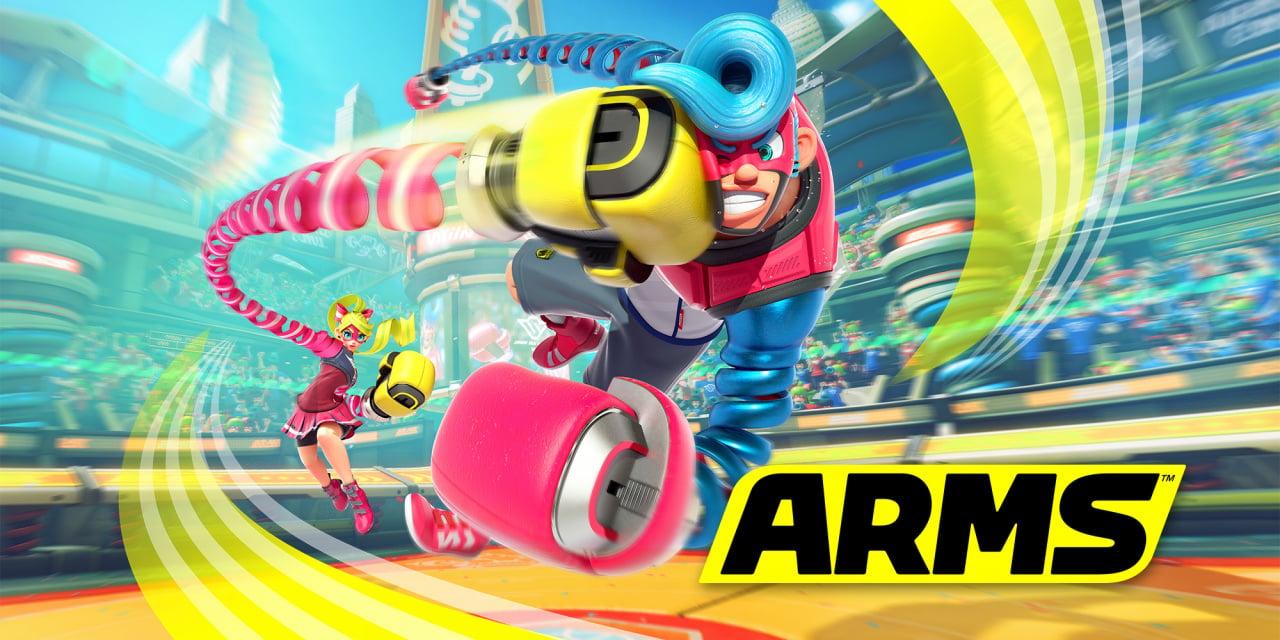 ARMS Just Got A Massive Balancing Update