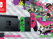 Article: Colourful Nintendo Switch Splatoon 2 Edition Bundle is Heading to North America Soon