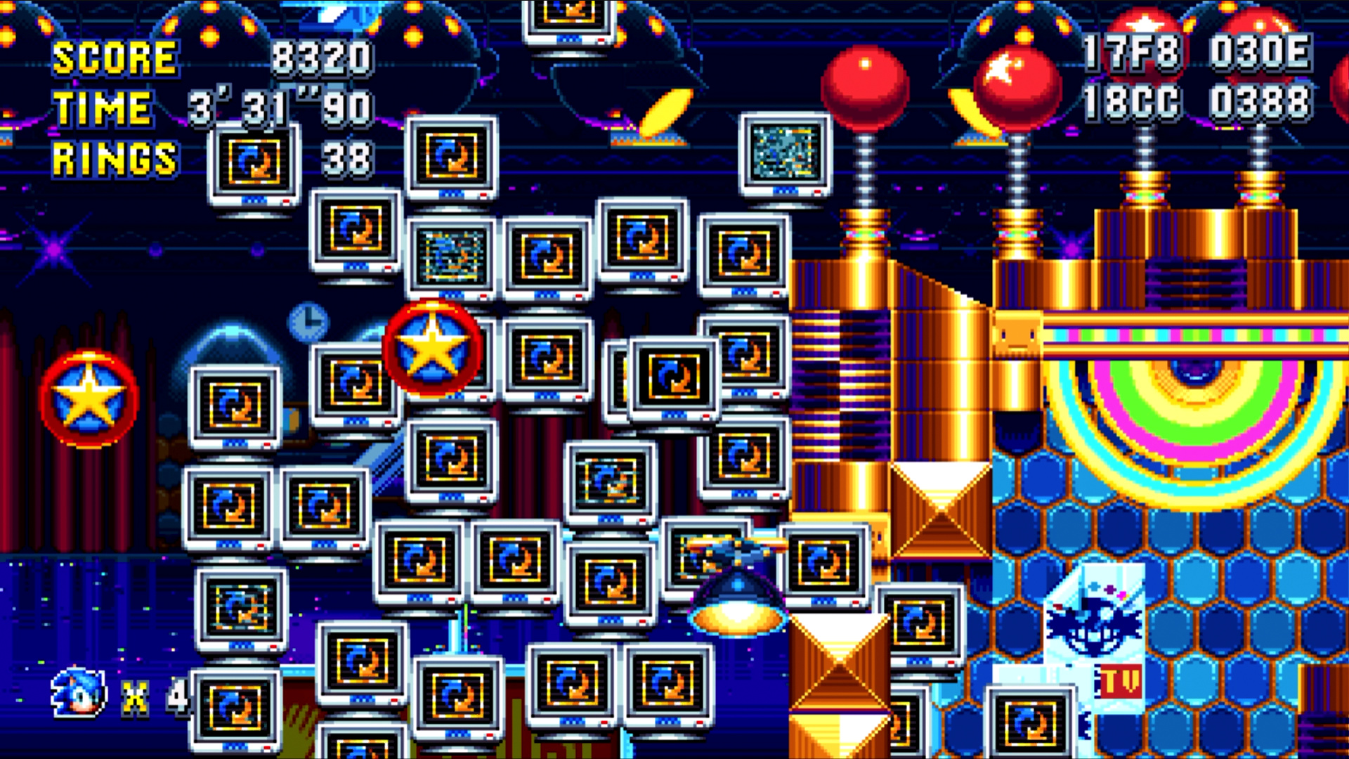 Unlocking Sonic Mania's Debug Mode and Stage Select - Guide