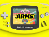 Article: Here's How ARMS Might Look On The Game Boy Advance