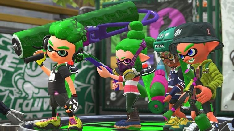 Nintendo's Splatoon 2 Switch bundle will be a Walmart exclusive