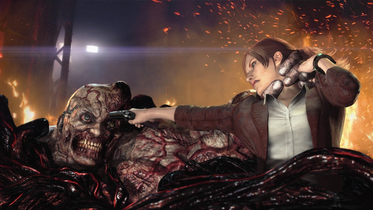 Nintendo gamers will get their first chance to play Resident Evil Revelations 2