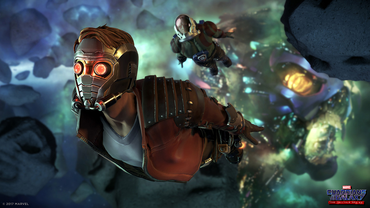 Telltale Games Bringing Batman, Guardians of the Galaxy to Switch