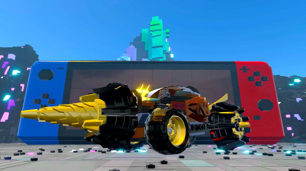 Video The Latest Lego Worlds Trailer Has A Switch Twist Nintendo Life Sony World Ps4