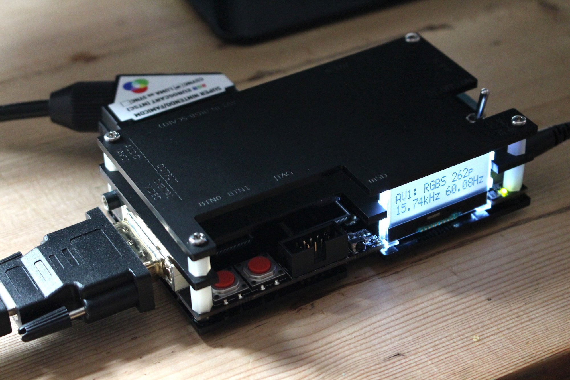 Hardware Review: The Open Source Scan Converter Is Every Retro