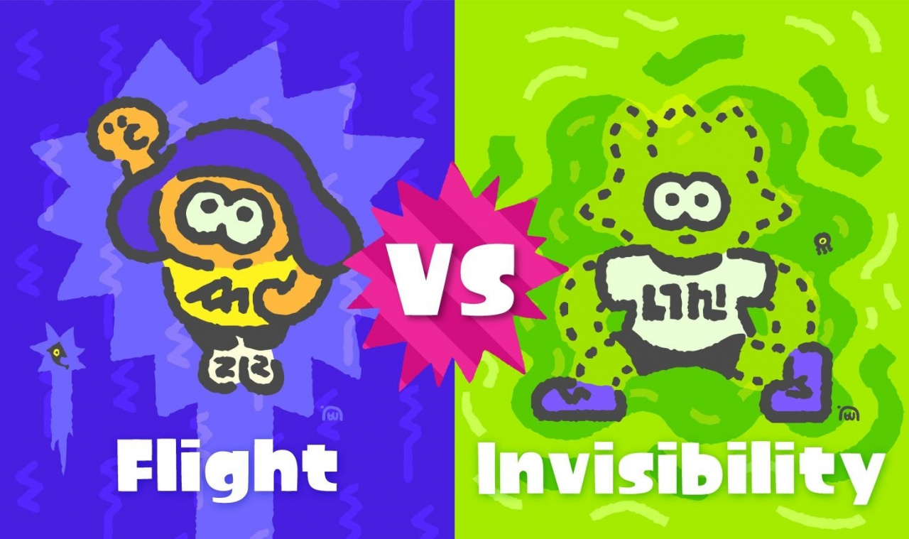 'Splatoon 2' Nintendo releases new DLC weapon, launches Splatfest competition