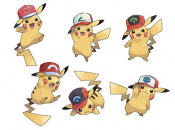 Article: The First Hat Wearing Pikachu Giveaway Has Started in Pokémon Sun and Moon