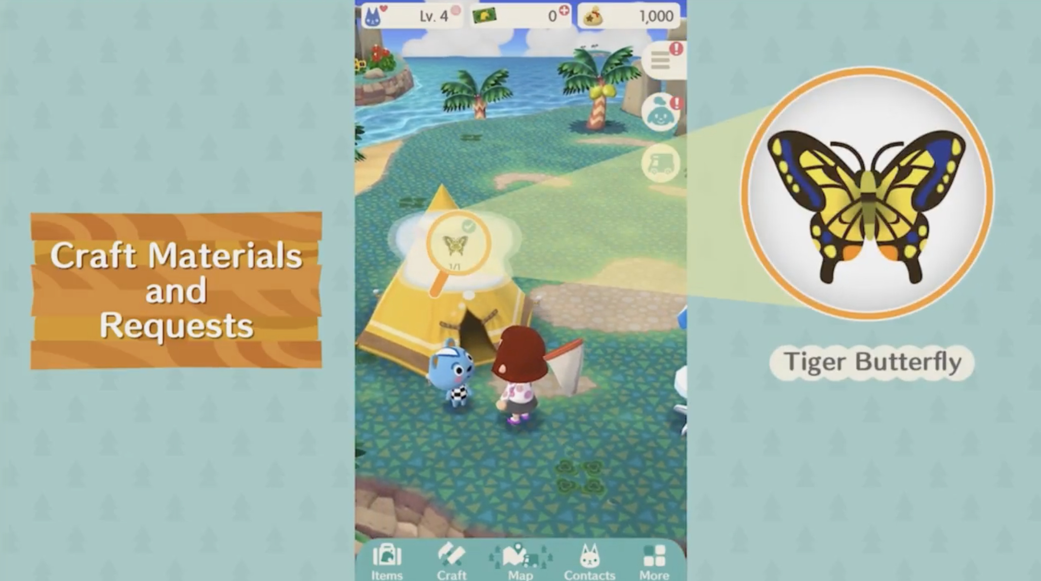 How to download animal crossing pocket camp early on ios for Animal decoration games