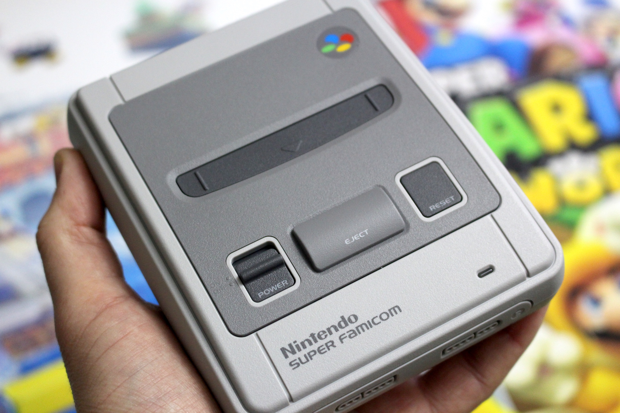 dbc587482fe With the option available to hack both the SNES Mini and the Super Famicom  Mini