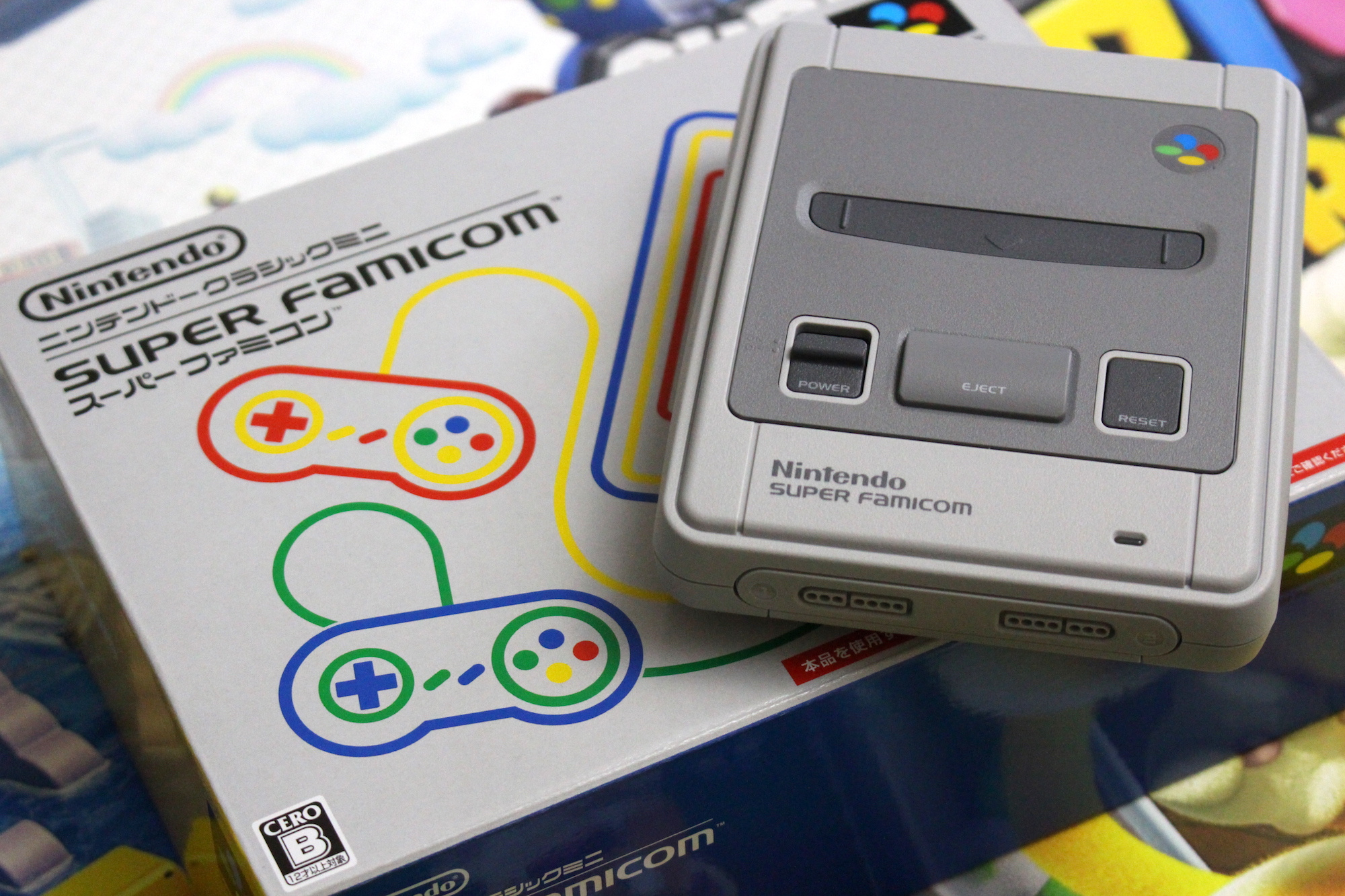 Hardware Review: The Super Famicom Mini Is For Hardcore Collectors