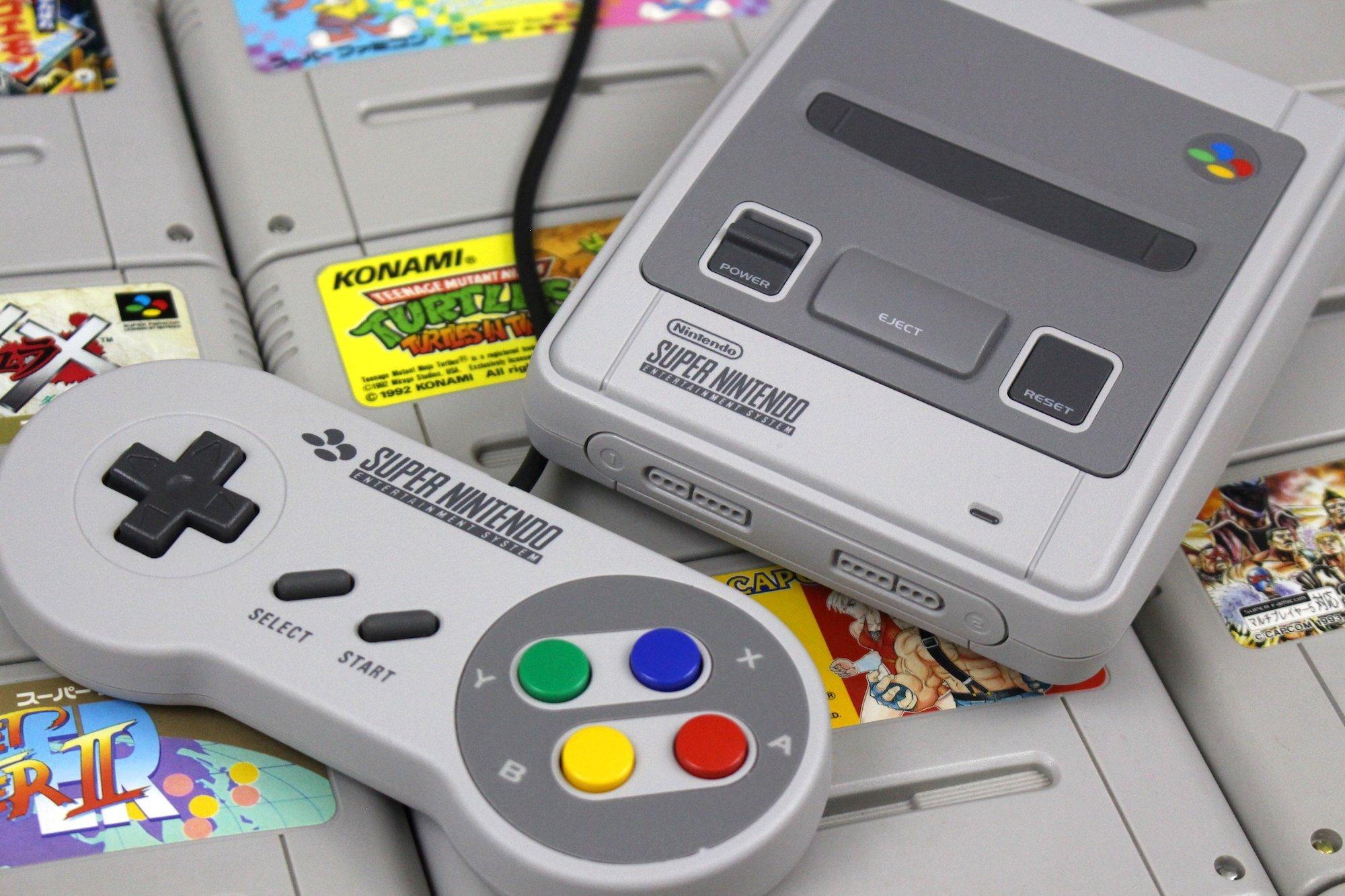 The Inevitable SNES Classic Mini Hack Is Now Complete - Nintendo Life