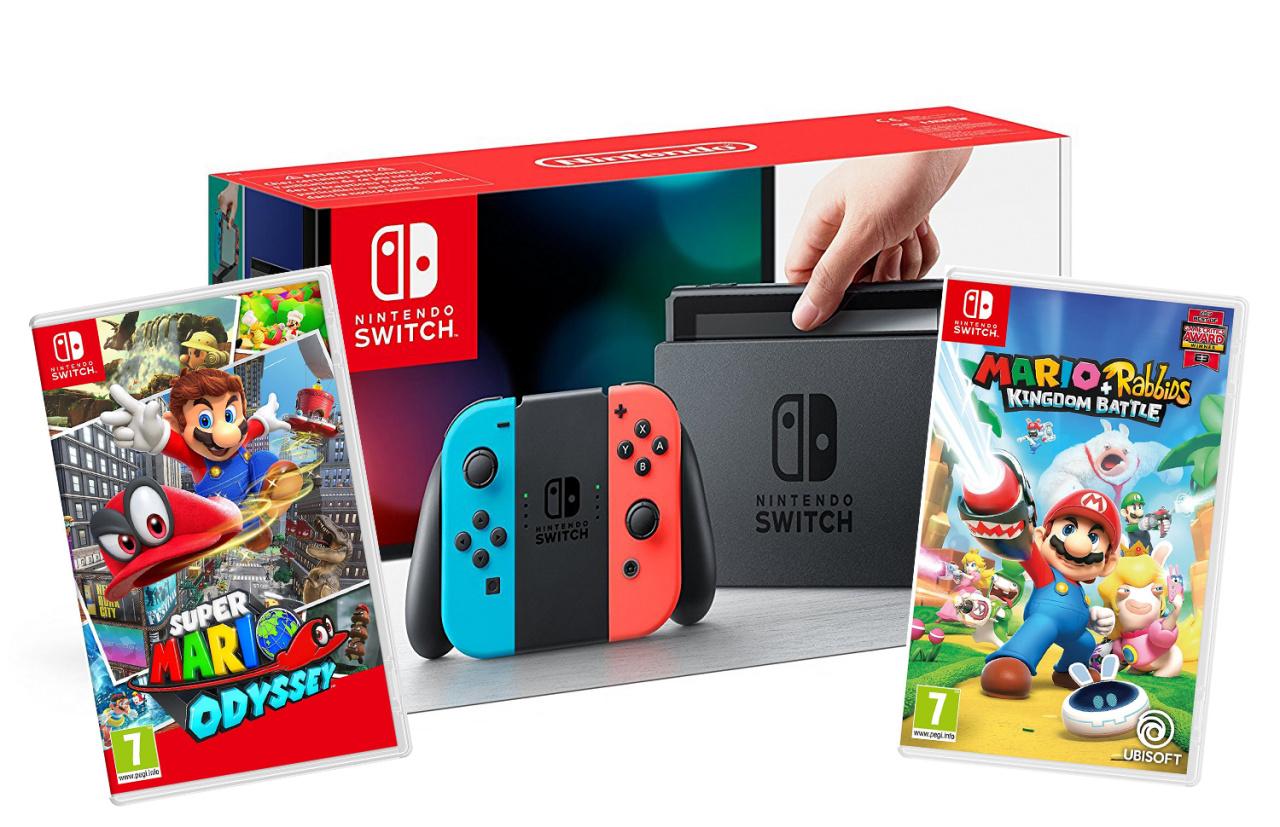 Cyber Monday Nintendo Switch