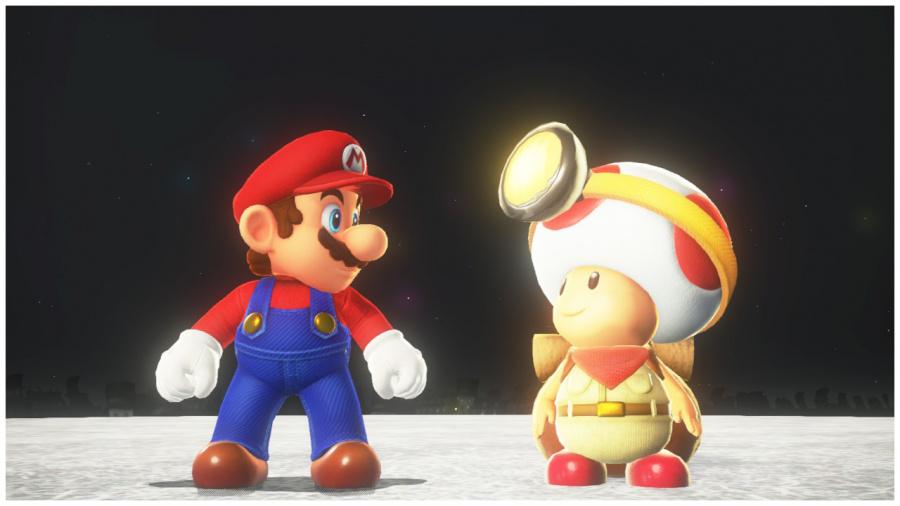 Captain Toad - Super Mario Odyssey
