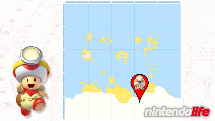 Seaside Kingdom - Captain Toad Location.jpg