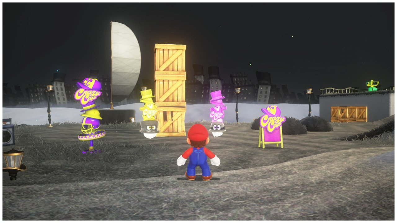 Super Mario Odyssey How To Get All Outfits Stickers And