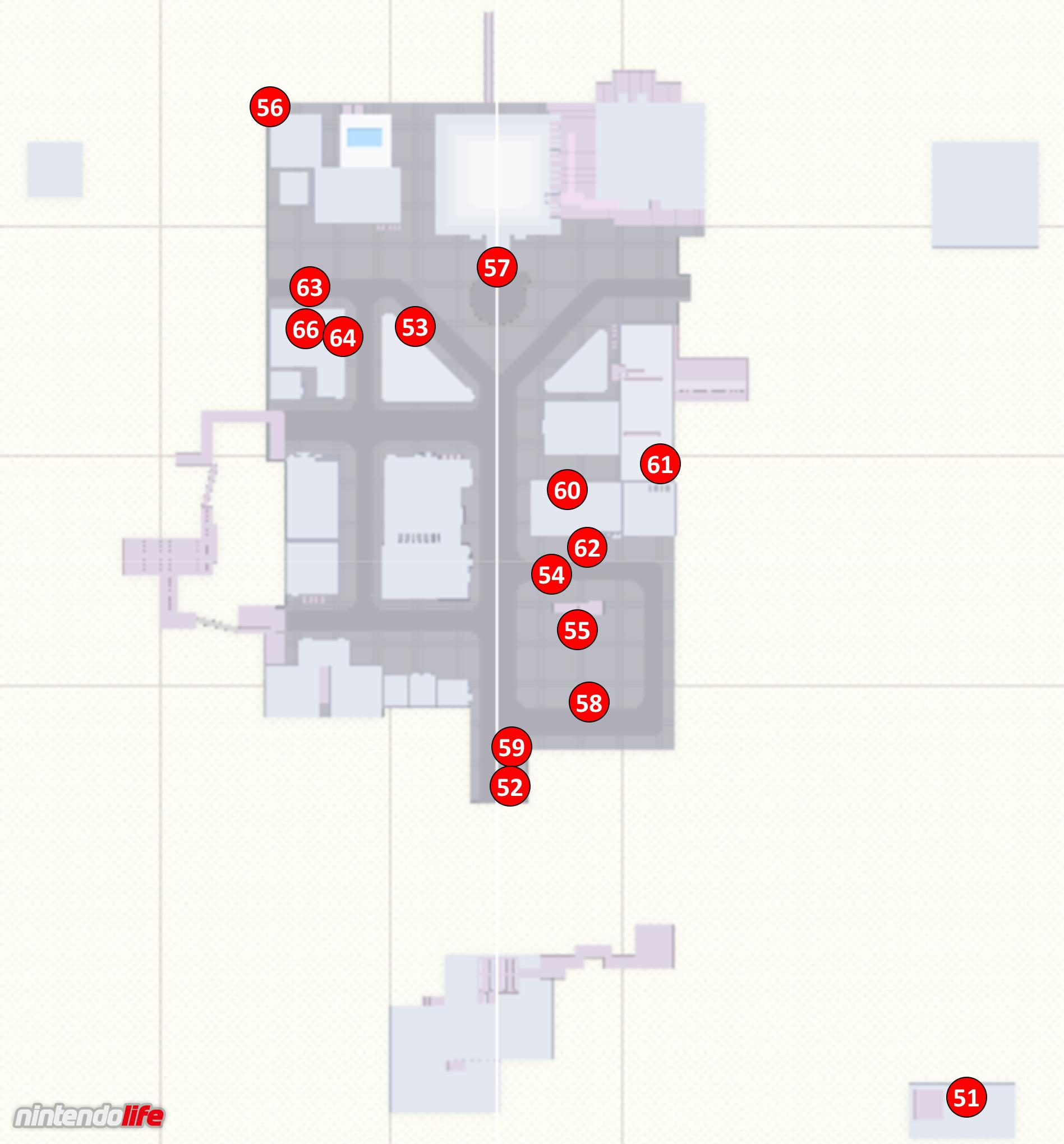 Super Mario Odyssey Metro Kingdom Power Moon Locations And