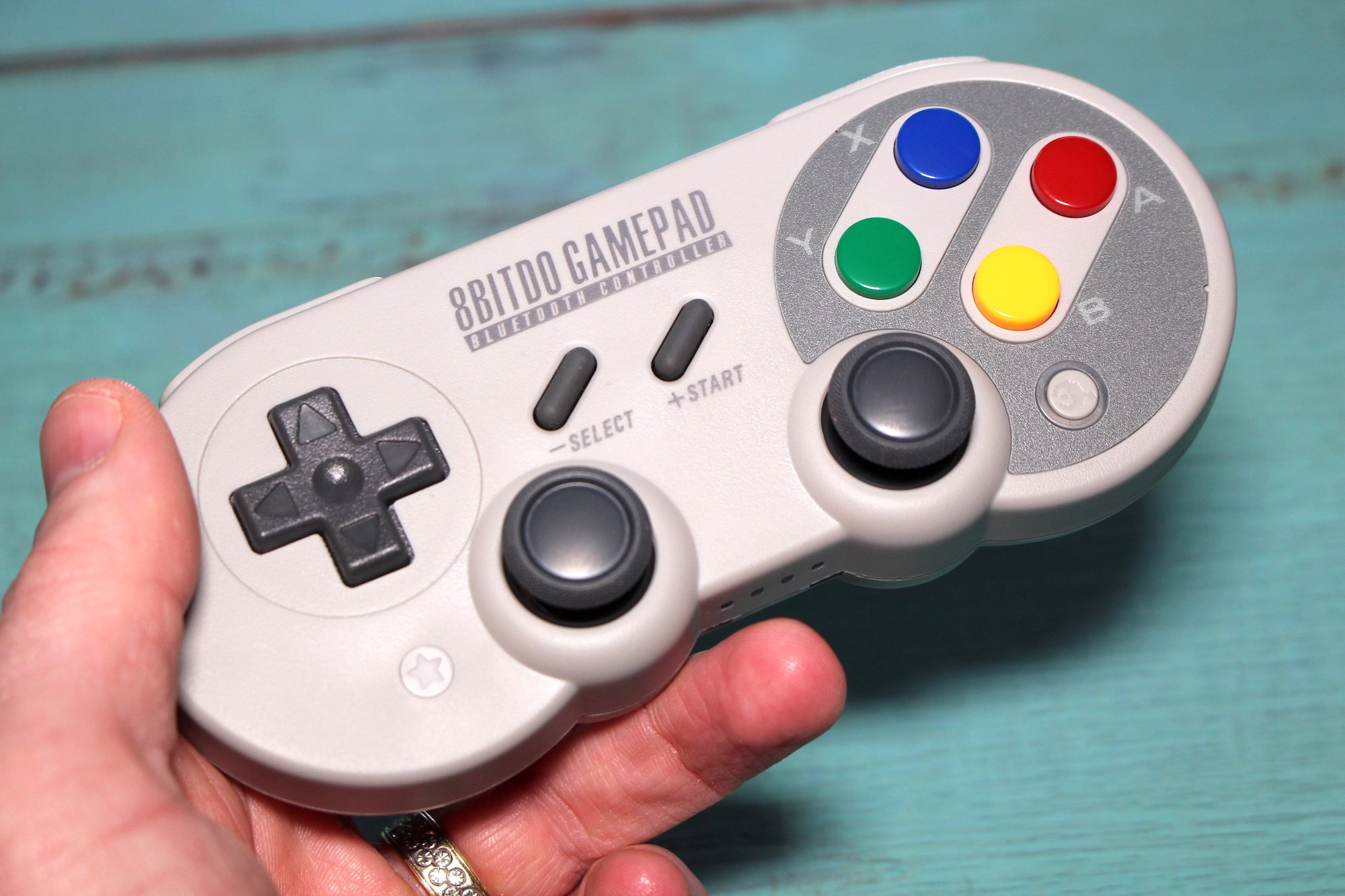 Hardware Review: 8Bitdo SN30 Pro Gamepad: The Best Switch Pro
