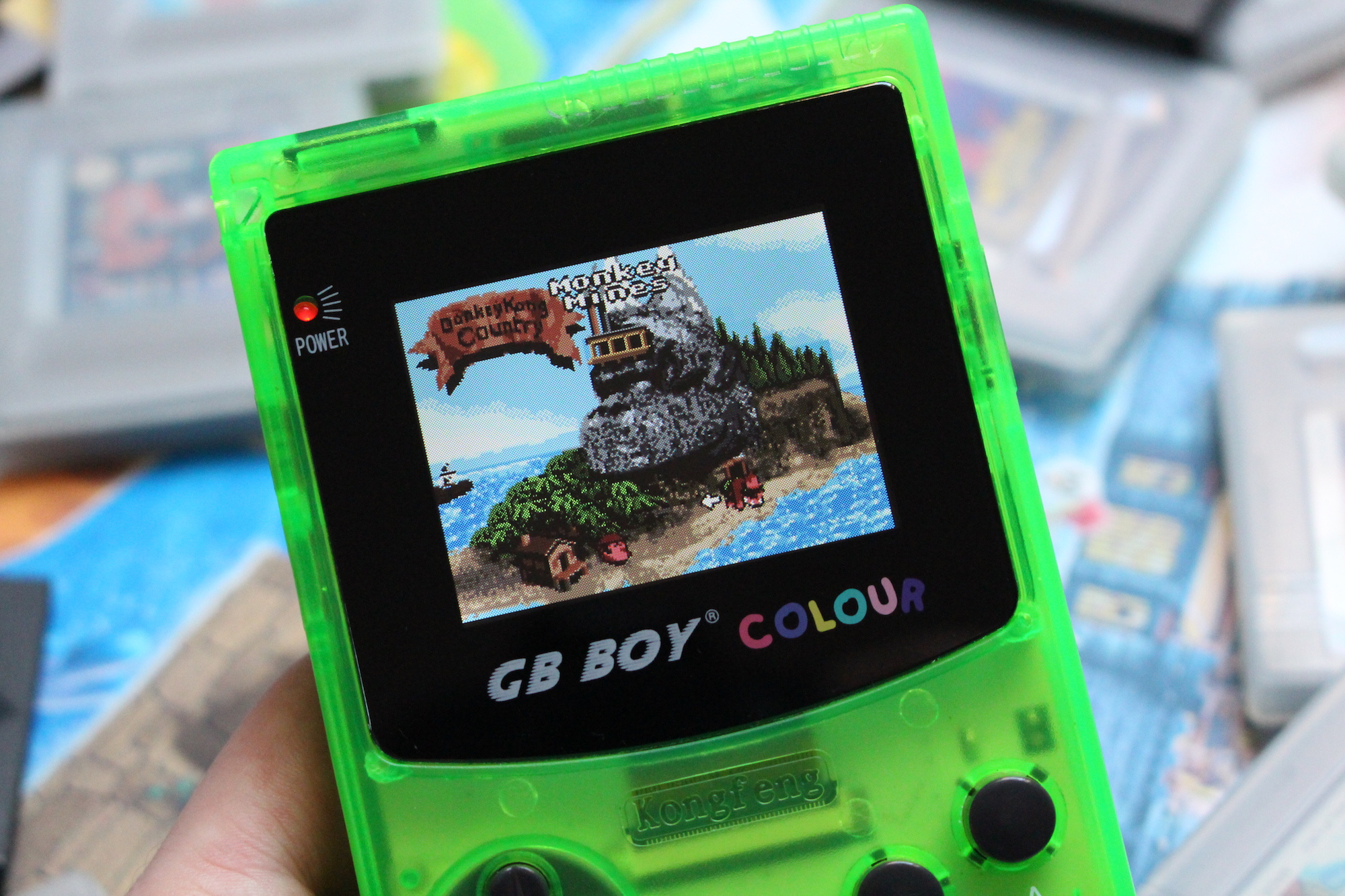 Hardware Review: GB Boy Classic And GB Boy Colour: The Best