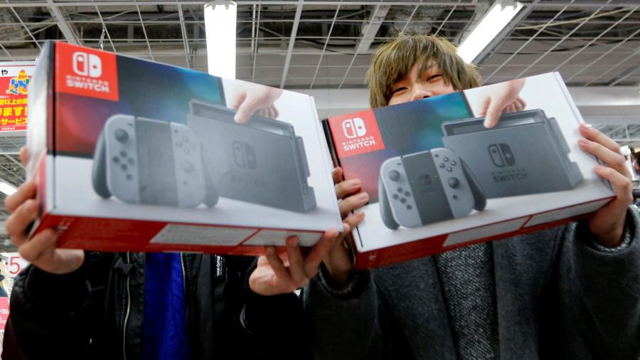Nintendo is on top!