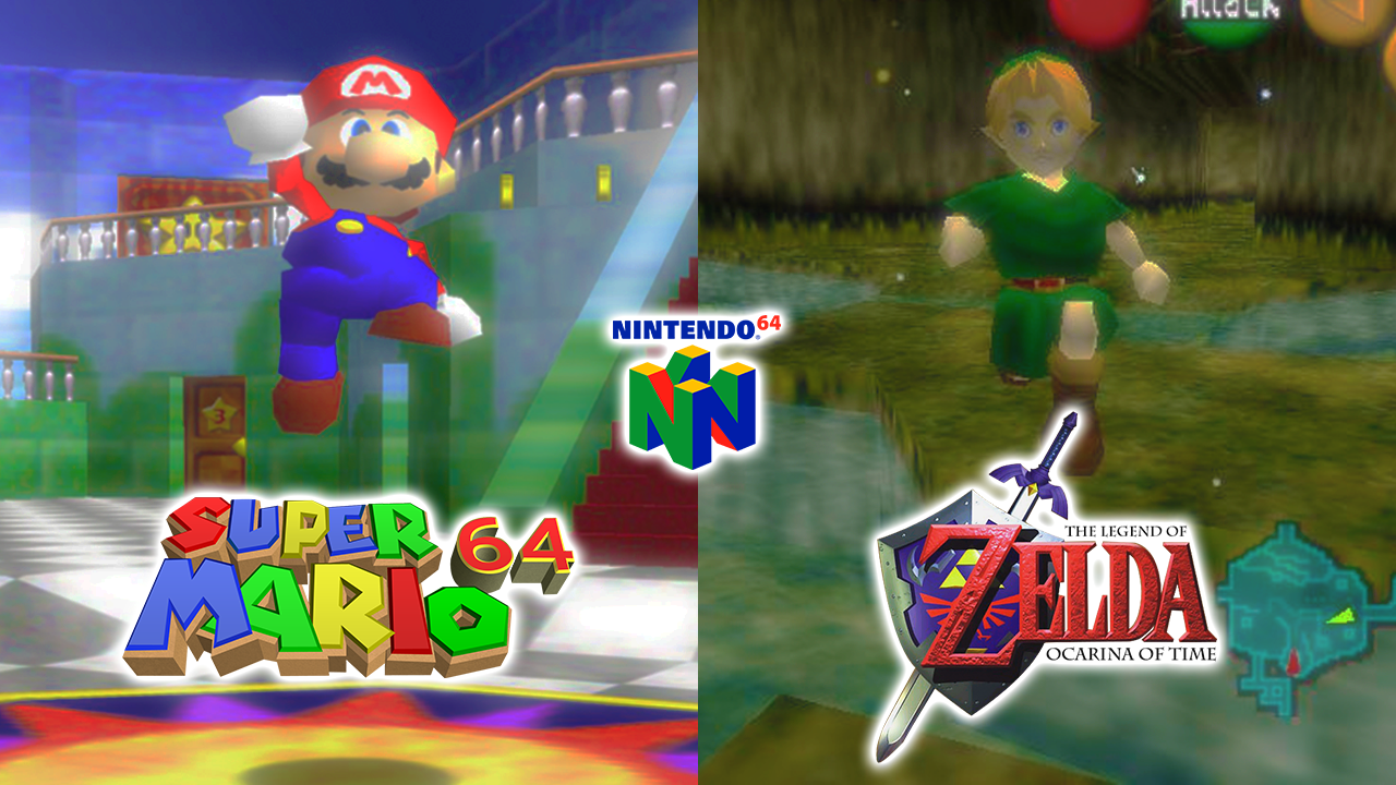 Poll Have Your Say On The Best Main Series 3d Mario And Zelda Games Bigger Are Circuit For 220v Life 3ds To 2 V2