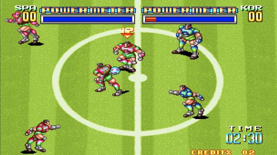 Soccer Brawl