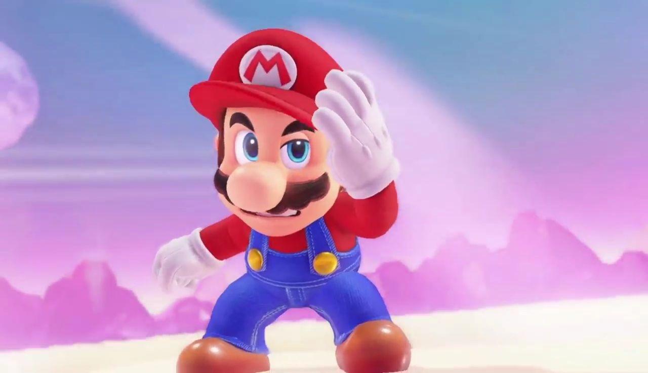 Mario prepares for the 'best game' debate