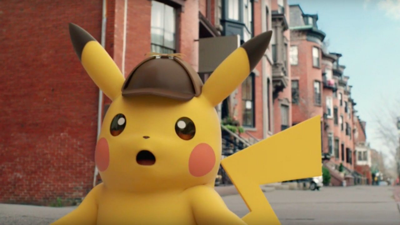 Detective Pikachu Movie Has Cast Its Lead Actor