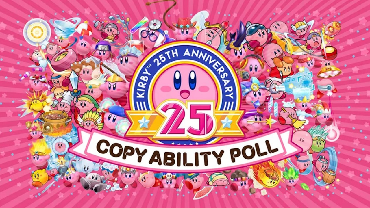 The Results of the First Kirby Copy Ability Poll Are In