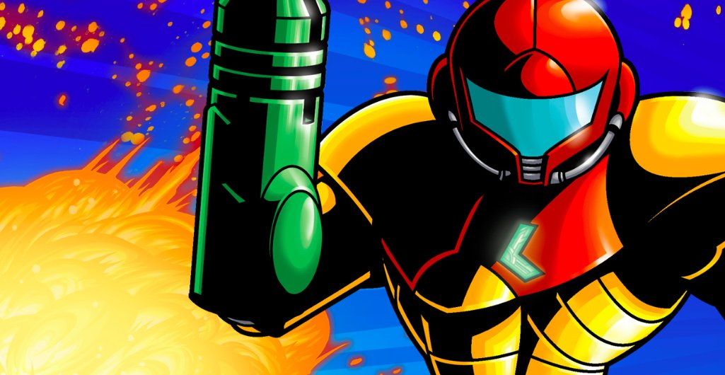 You Might Want To Make A Drink Before Watching This Metroid History Feature
