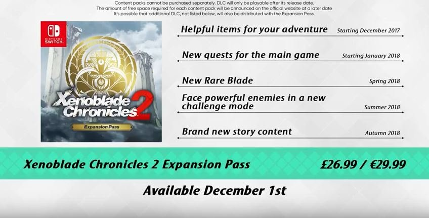 Xenoblade Chronicles 2 on Nintendo Switch is bigger than anyone expected
