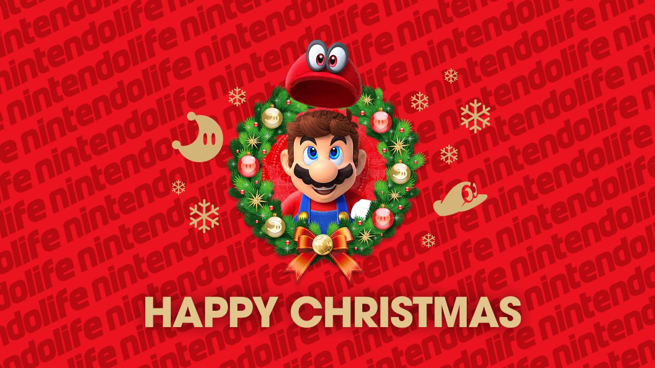 Editorial: Merry Christmas and Happy Holidays From Nintendo Life ...