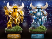 News: First 4 Figures Reveals Stunning Shovel Knight Collectibles