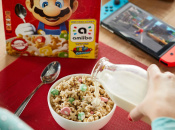 News: Kellogg's Teases A Potential UK Release For Its Must-Have Super Mario Cereal