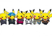 Article: Pikachu Gets A Villainous Makeover With These New Secret Team Pokémon Plushies