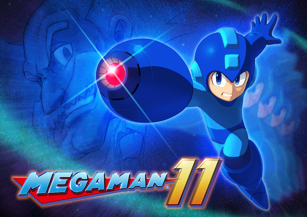 'Mega Man 11' announced for 2018 in new gameplay trailer