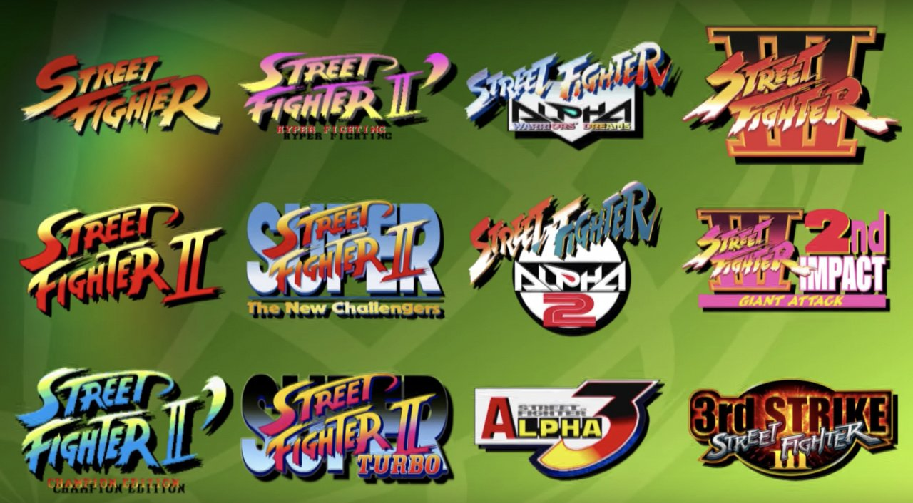 Some Japanese Gamers Aren't Happy About Street Fighter 30th Anniversary Collection