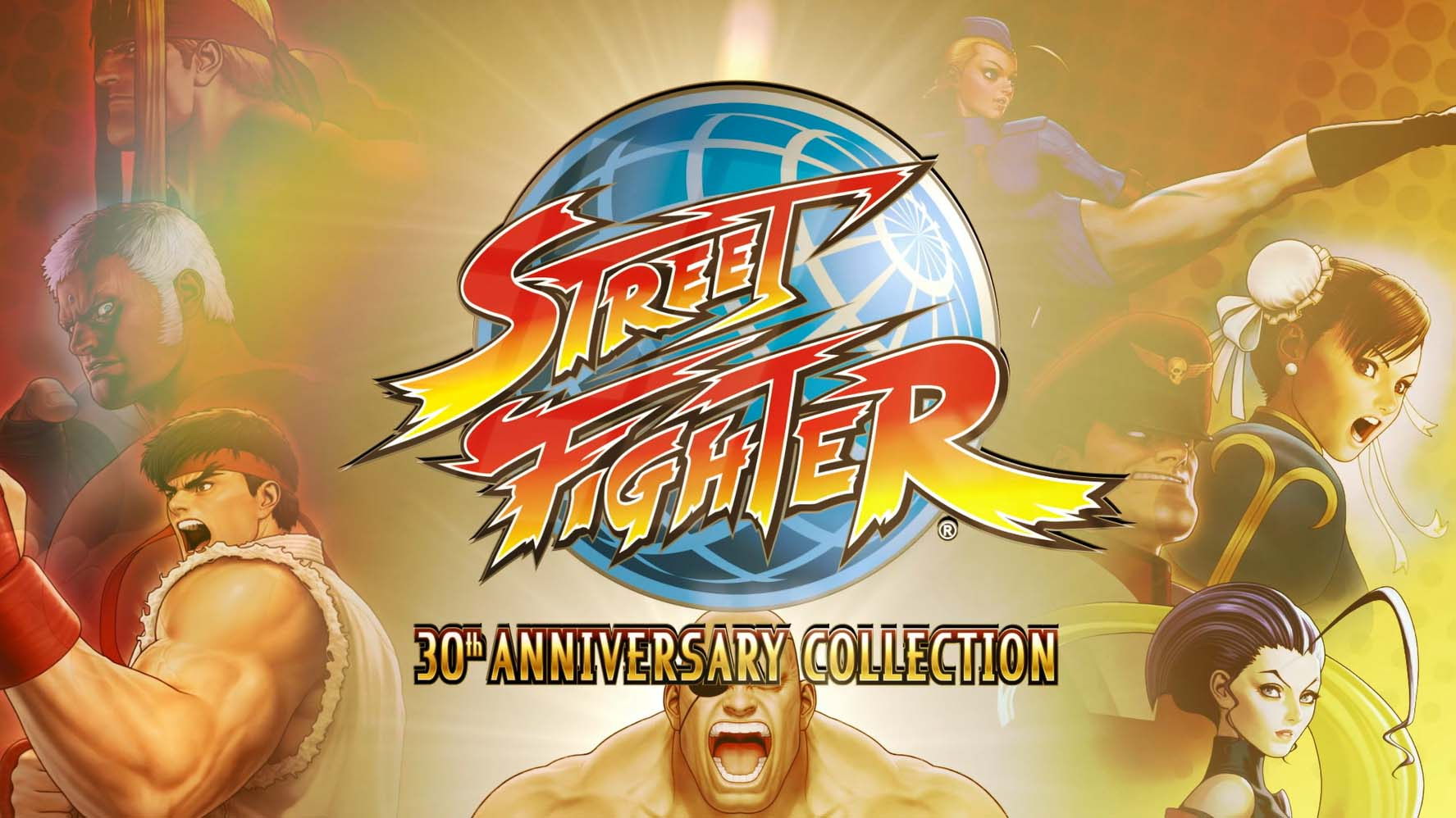 Street Fighter 30th Anniversary Collection Rumbles Onto