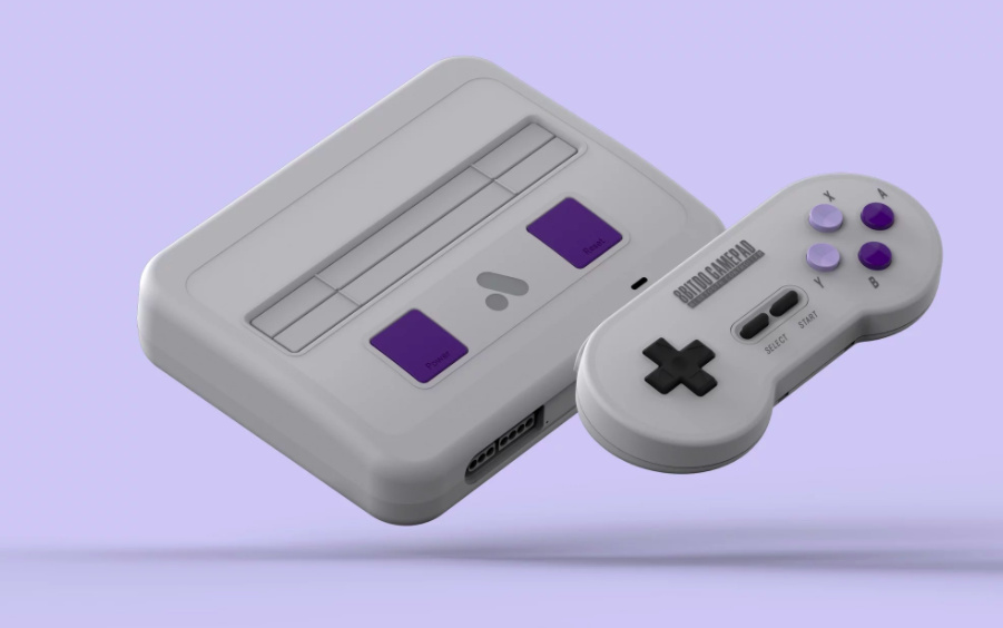 Video: Check Out The Analogue Super Nt's UI And Boot Animation