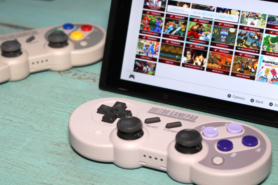 8Bitdo Firmware Update Fixes Controller Power Issues