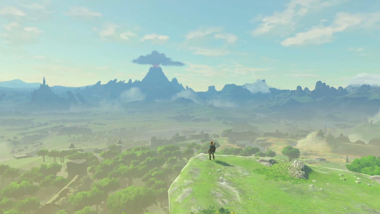 Aonuma Wants To Keep Zelda Breath Of The Wild S Freedom