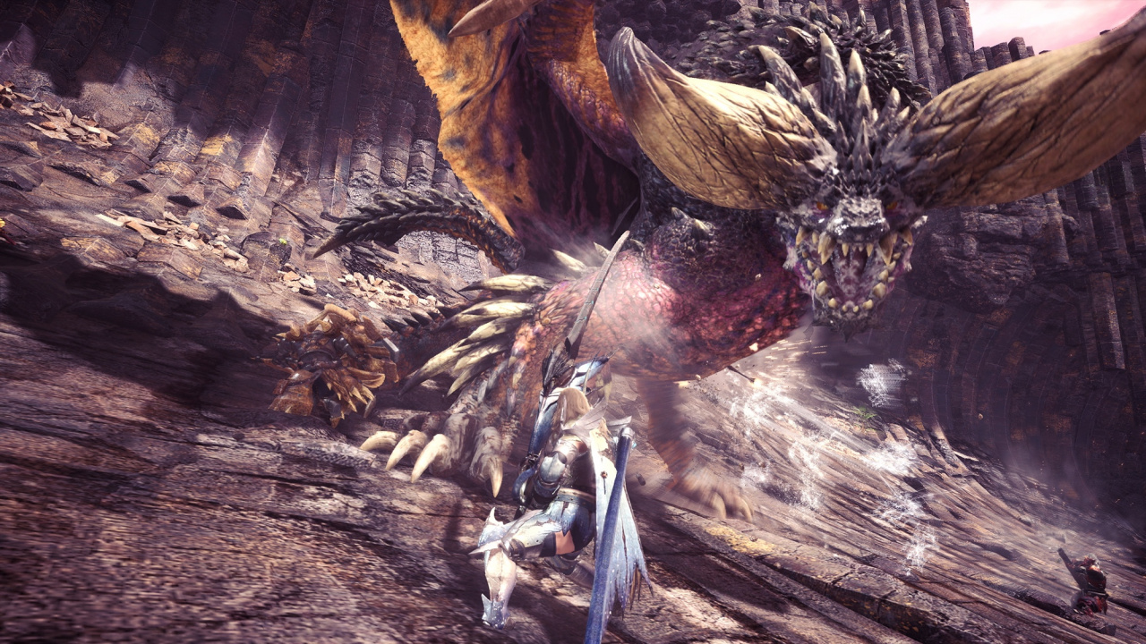 No plans to release Monster Hunter